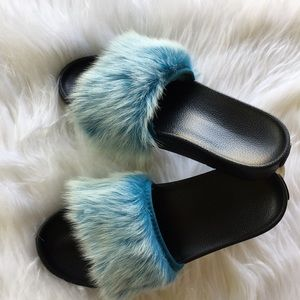98b5feb42 UGG Shoes | Australia Enamel Blue Royale Sandals Size 7 | Poshmark